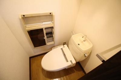 【トイレ】コーポ エクセルⅢ