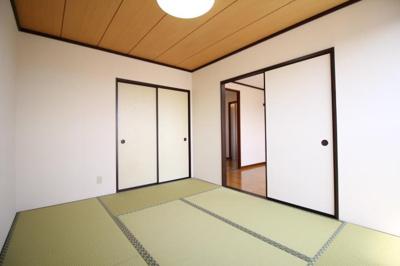 【和室】コーポ エクセルⅢ