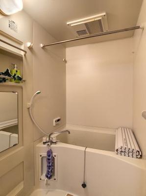 【浴室】ヴィラージュ武久