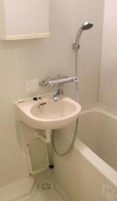 【浴室】グランデシャンテ池袋