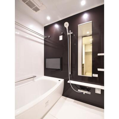 【浴室】プラウドタワー栄 1603