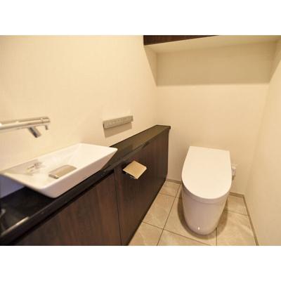 【トイレ】プラウドタワー栄 1603