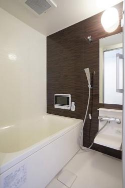 【浴室】TiaraR1堅粕