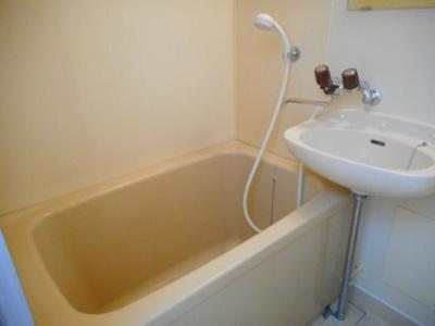 【浴室】パークアベニューⅠ