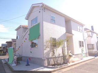 四街道市大日 新築一戸建て ※外観施工例です。