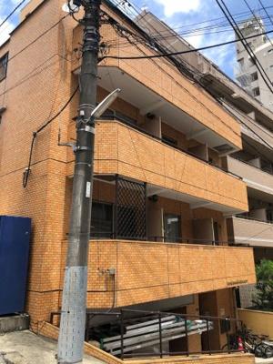 【外観】ライオンズマンション西新宿第6