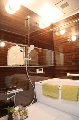 【浴室】オーベル東陽町 76.20㎡ リ ノベーション済 東陽町駅2分