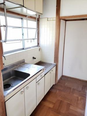 【キッチン】鳥取市湖山町南5丁目中古戸建