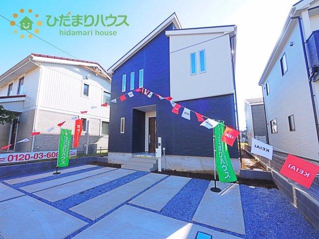 【その他】龍ケ崎市松ケ丘3期 新築戸建 2号棟