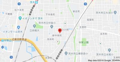 【地図】関山ビル