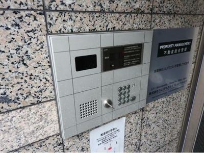 【セキュリティ】プリマヴェール町田