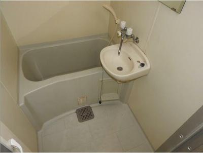 【浴室】プリマヴェール町田