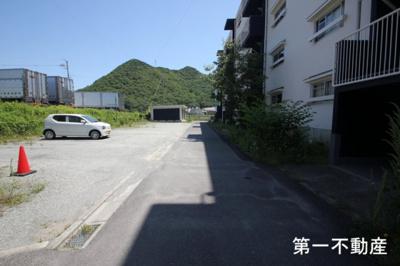 【駐車場】ビレッジハウス小坂3号棟