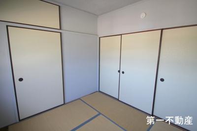 【和室】ビレッジハウス小坂3号棟
