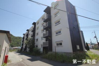 【外観】ビレッジハウス小坂3号棟