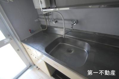 【キッチン】ビレッジハウス小坂3号棟