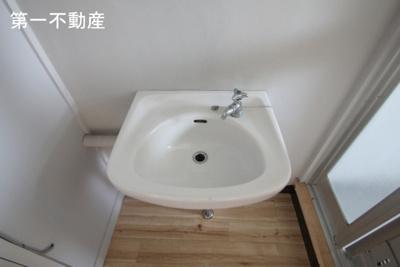 【洗面所】ビレッジハウス小坂3号棟