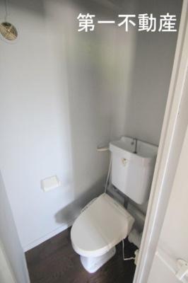 【トイレ】ビレッジハウス小坂3号棟