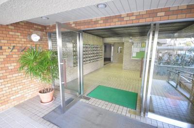 【エントランス】メゾン古江