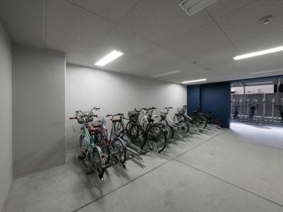嬉しいエアコン付き