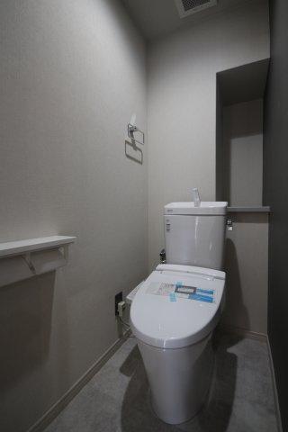 【トイレ】ロマネスク室見