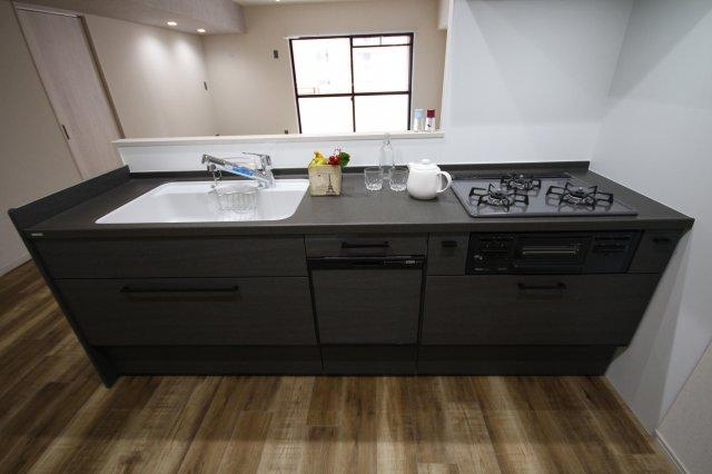 【キッチン】ロマネスク室見
