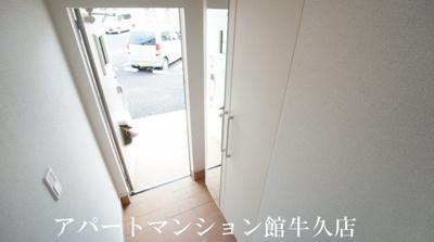 【玄関】プラーンドルⅧ