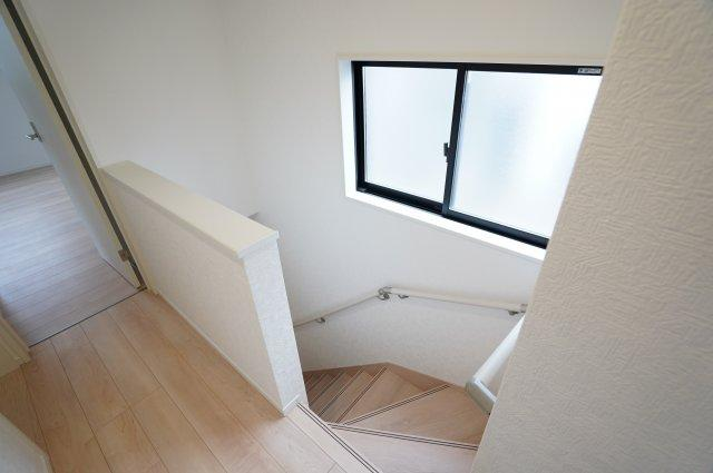 【同仕様施工例】2階廊下