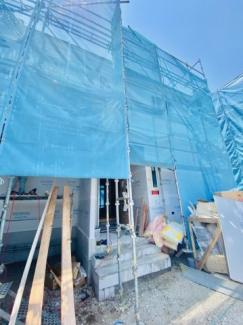 【外観】新築分譲住宅 赤羽根 収納スペース多数あり♪