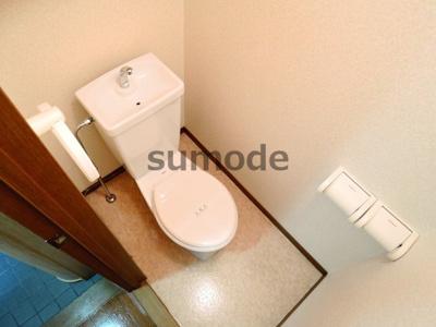 【トイレ】パルメゾン岡本