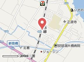 【地図】シャトーエスポワール
