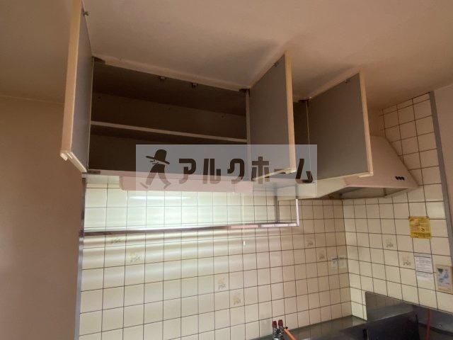 八幸ハイツ キッチン