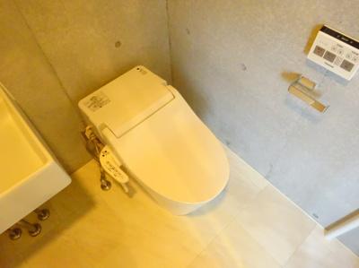 【トイレ】レガーロ上馬