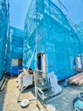 新築分譲住宅 赤羽根 ゆったりくつろげる広々リビング♪の画像