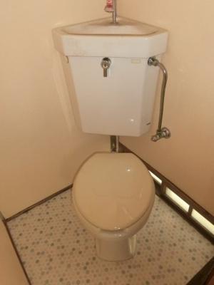 【トイレ】江戸川区松島戸建