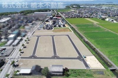 【区画図】スカイコート長浜衹園 第Ⅱ期