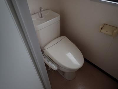 【トイレ】さかもとハイツ・