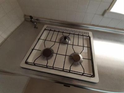【キッチン】カラトピア