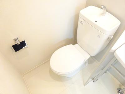 【トイレ】SPAZIO