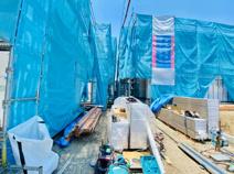 新築分譲住宅 赤羽根 2階LDKで陽当り風通し共に良好です♪の画像