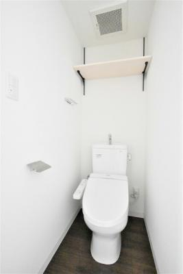 【トイレ】LUORE平安
