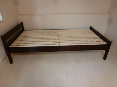 ベッド (シングル )