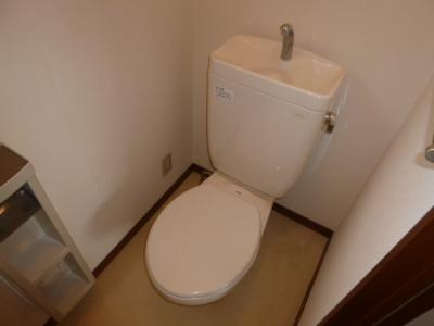 シャワー付きトイレになります