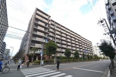 【外観】ソシエ北大阪2番館