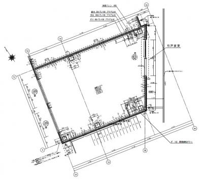 【地図】柏の葉146街区