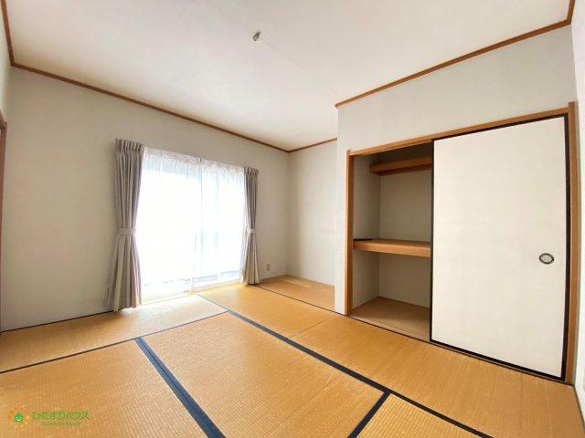 2階の和室からバルコニーに出ることが可能♪