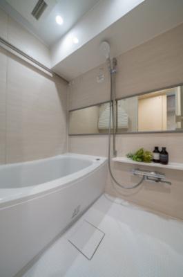 【浴室】シャンボール上馬