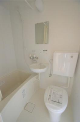 【浴室】サンライズマツド