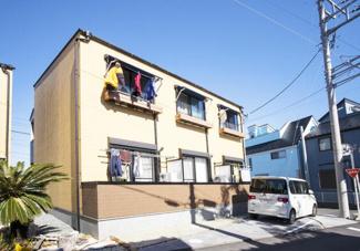 【外観】茅ヶ崎市ひばりが丘一棟アパート