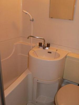 【浴室】ビラ・マツモト